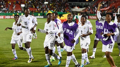 Black Princesses thump Harambee Starlets to progress