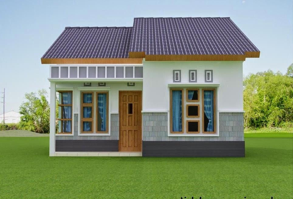 model rumah sederhana 2017 & Desain Rumah Sederhana Dengan Biaya Murah Tapi Mewah Modern ...