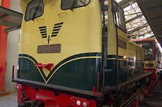 Lokomotif langsir D301 58