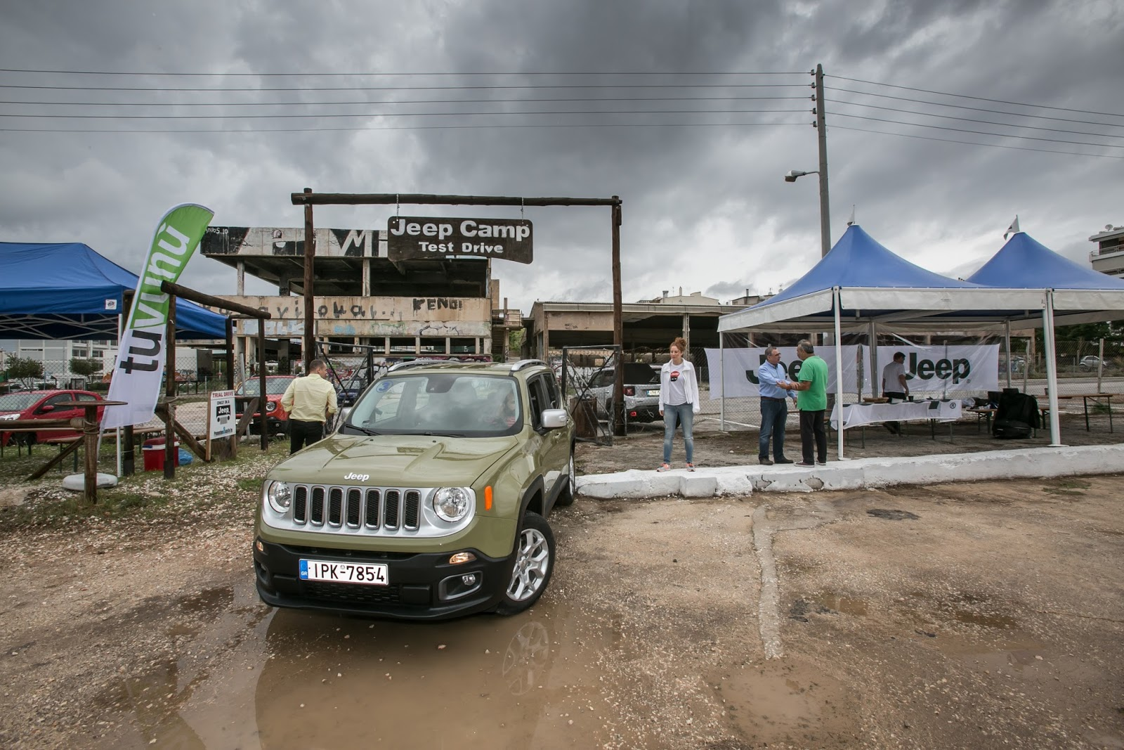 JEEP%2BCAMP GK 0234 Πετάμε ένα Jeep Renegade σε λάσπες, πέτρες, άμμο, λίμνες. Θα τα καταφέρει;