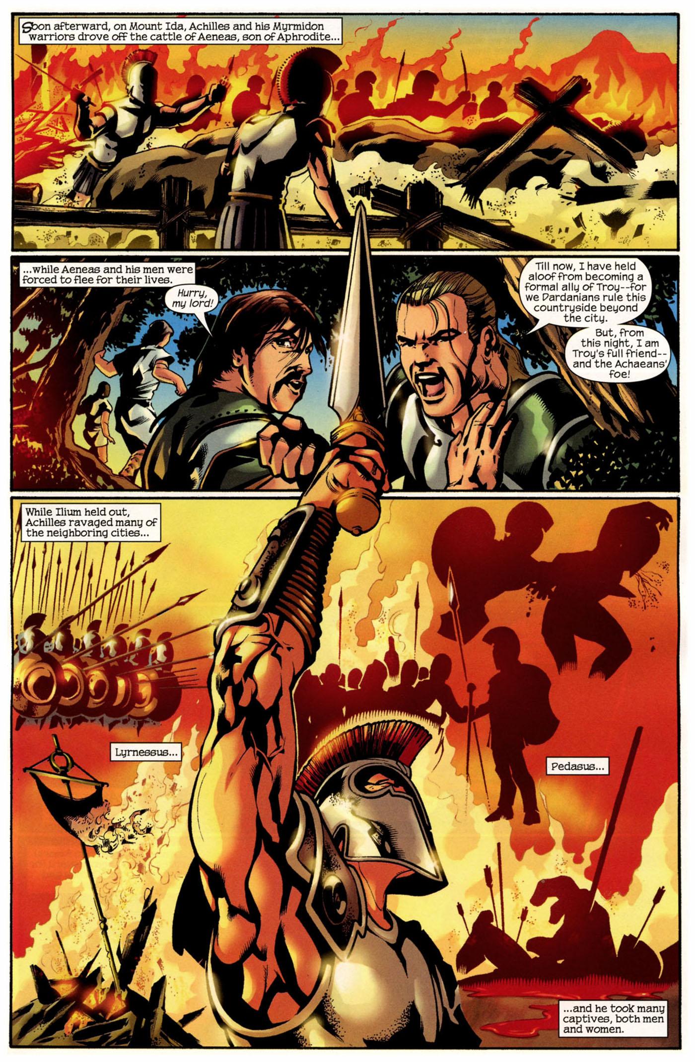 Read online Trojan War comic -  Issue #2 - 19
