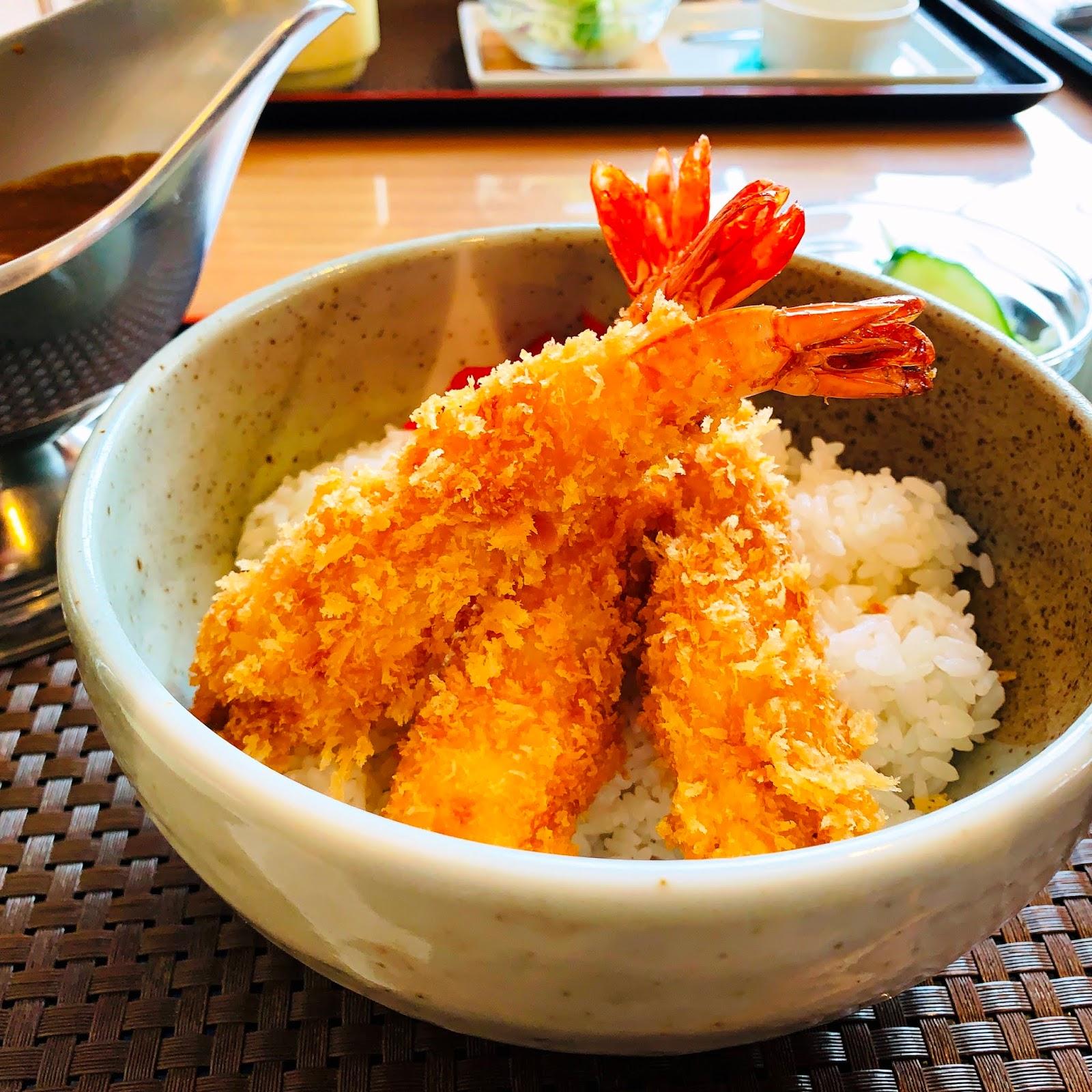 北海道 KOERU 炸蝦咖哩