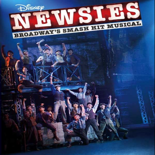 Disney's Newsies the Broadway Musical, Disney's Newsies the Broadway Musical Synopsis, Disney's Newsies the Broadway Musical Trailer, Disney's Newsies the Broadway Musical Review