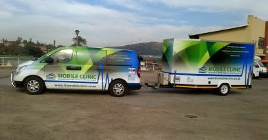 Master Builders KwaZulu-Natal: Greetings from our Mobile Clinic