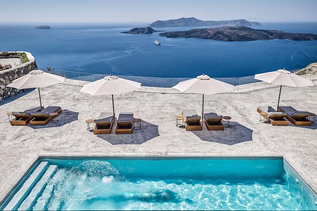 Nafsika Estate, Megalochori, Santorini, Greece