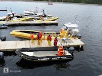 Tadoussac gilt als einer der besten Plaetze fuer Walbeobachtungen. Gelegen an der Muendung zum Saguenay Fjord und des Atlaniks..