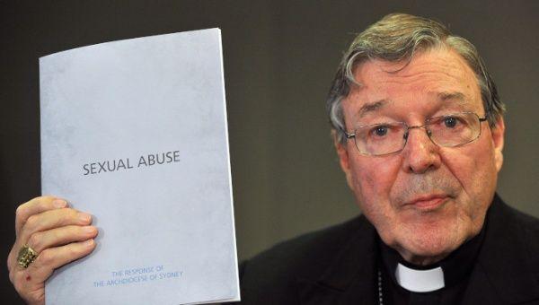 Cardenal Pell encarcelado por pederastia en Australia