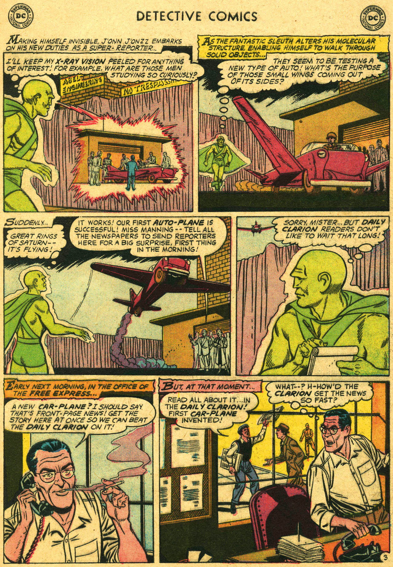 Read online Detective Comics (1937) comic -  Issue #253 - 29