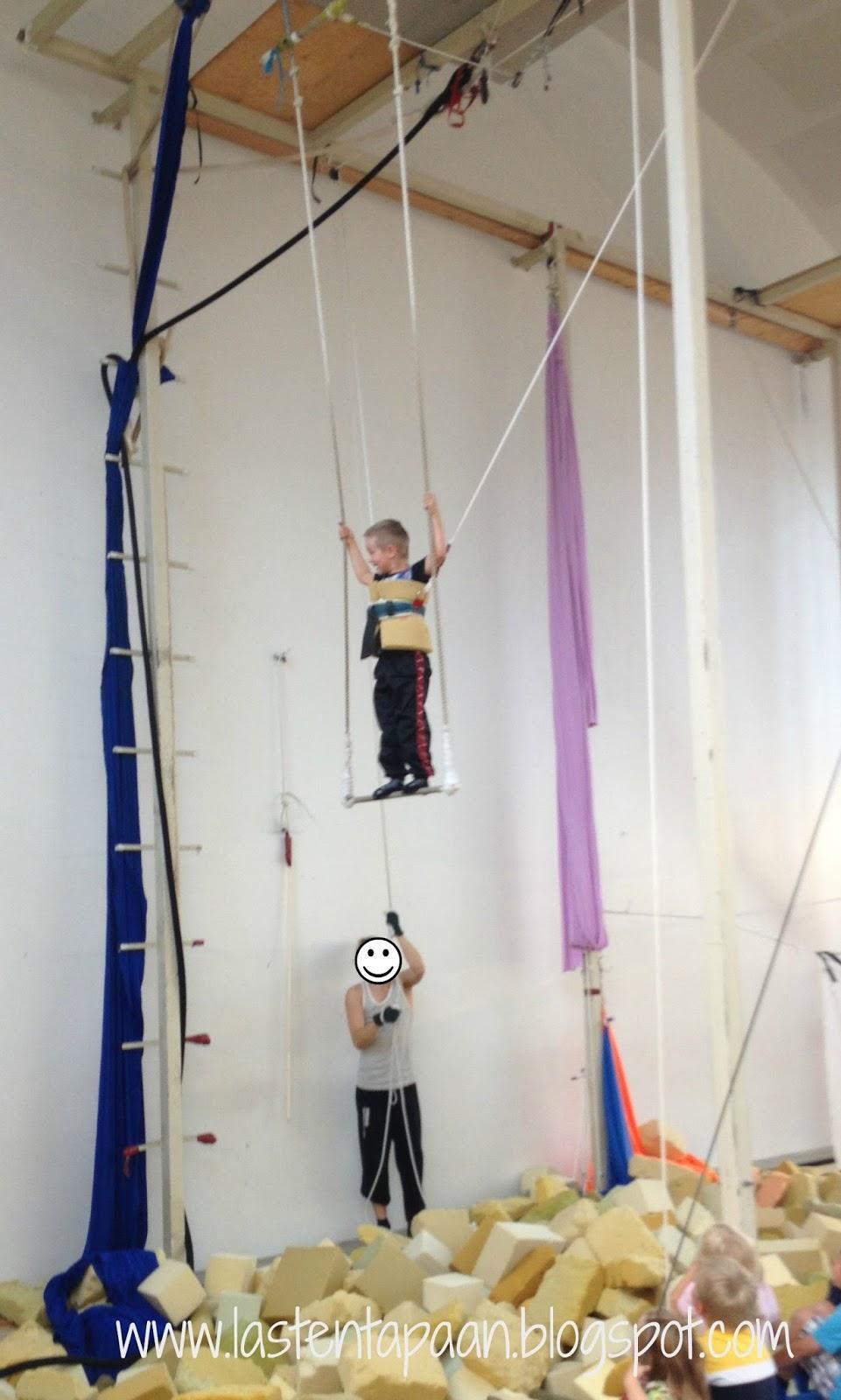 sirkussynttärit turku