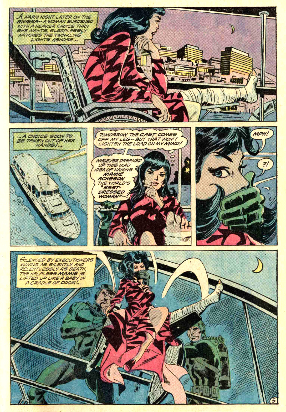 Detective Comics (1937) 411 Page 28