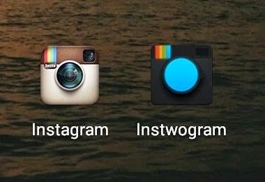 Dua Instagram Dalam 1 Ponsel Android