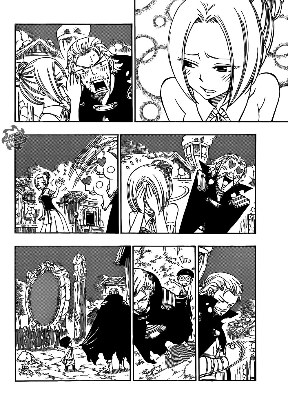 Fairy Tail chap 299 trang 16