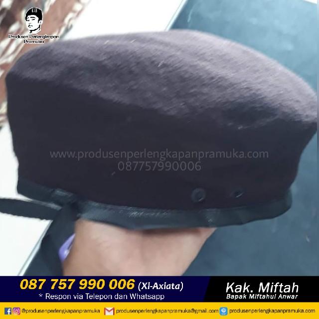 Produsen Baret Pramuka Penegak