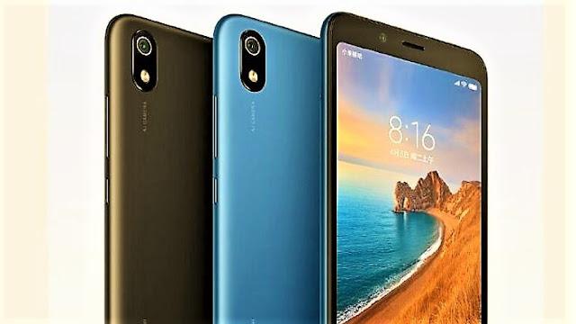 Xiaomi Redmi 7A Photos