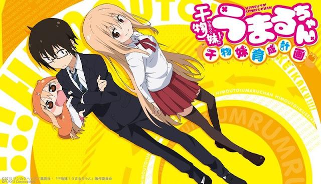 Nuevo manga Himouto! Umaru-chan G se lanzará el 30 de noviembre