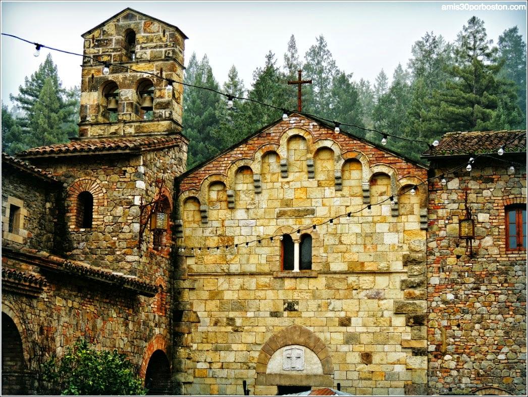 Ruta por las Bodegas del Valle de Napa: Castello di Amorosa