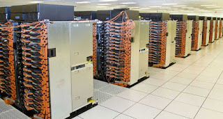 Squoia supercomputer, USA