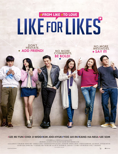 Ver Like for Likes (Joa-haejo) (2016) Online
