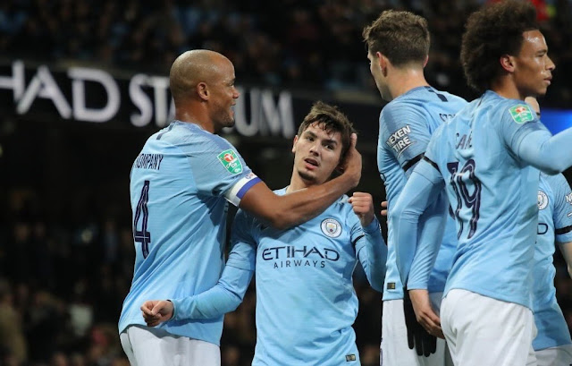 Manchester City vs Fulham