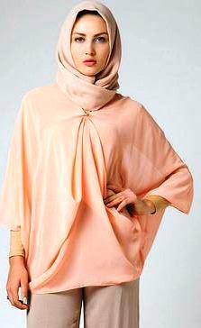 atasan busana wanita muslim terbaru