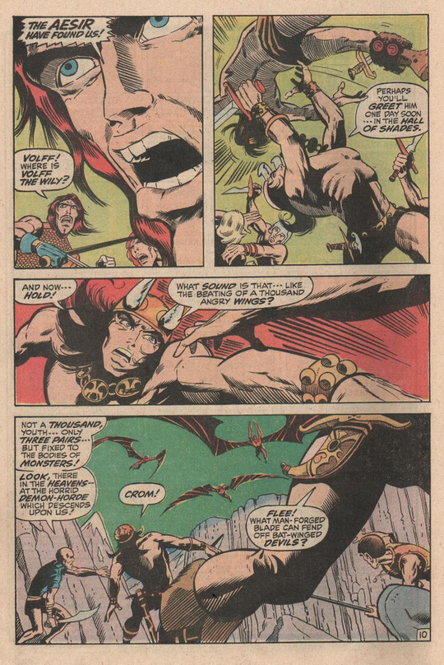 Conan the Barbarian (1970) Issue #1 #13 - English 11