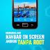 Pasang Navbar Android On Screen Tanpa Root (Pengganti Tombol Back, Home, & Recent)