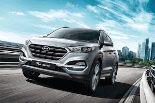 Harga Kredit Mobil Hyundai Tucson 2019