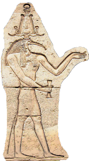 image: Thoth God of Writing