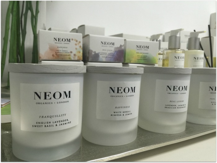Neom Organics at Akina Beauty Dublin