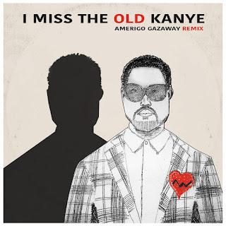 Kanye West - I Miss The Old Kanye (Amerigo Gazaway Remix)