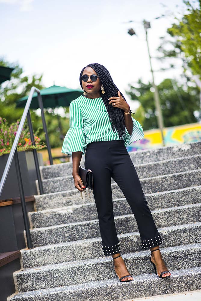 How to work the pearl fashion trend