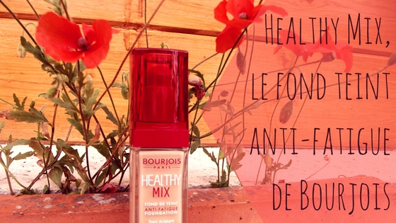 Healthy Mix - Fond de Teint Anti-Fatigue - Bourjois