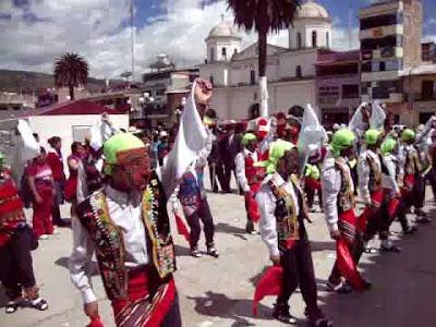 LOS MAICHILEJOS DE CAJAMARCA