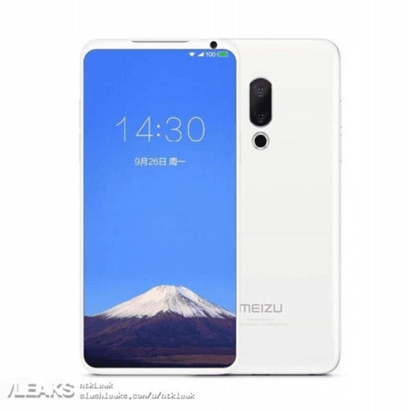 Meizu 16 series will get an In-Display fingerprint scanner