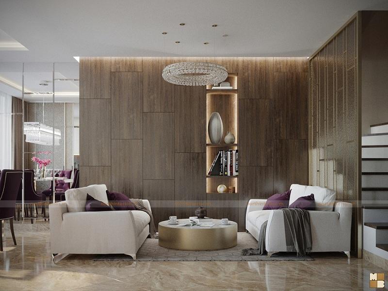 Tư vấn thiết kế nội thất chung cư hiện đại theo xu hướng năm 2018 - H1