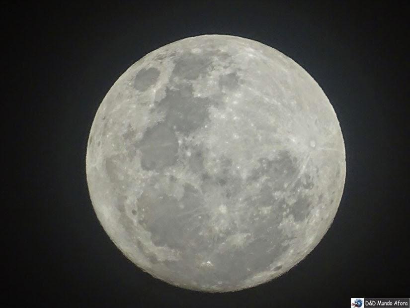 Lua - Planetário Galileo Galilei - Buenos Aires (ARgentina)