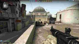 Counter Strike Attack team