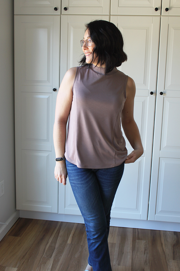 Taos Top // Sewing For Women