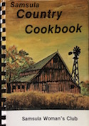 Cover of Samsula Country Cookbook