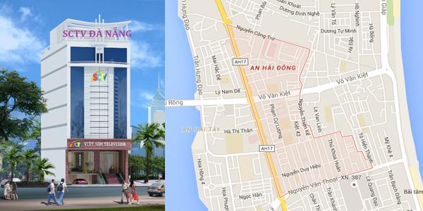 truyền hình cáp SCTV tại phường An Hải Đông, quận Sơn Trà, Đà Nẵng