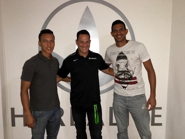 Club Atlético Pantoja y Herbalife firman acuerdo