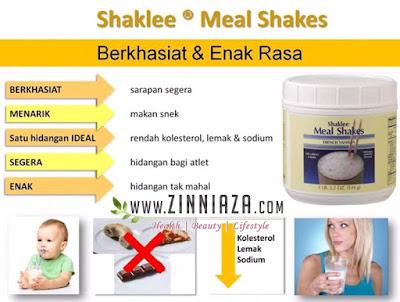 meal shakes enak dan berkhasiat