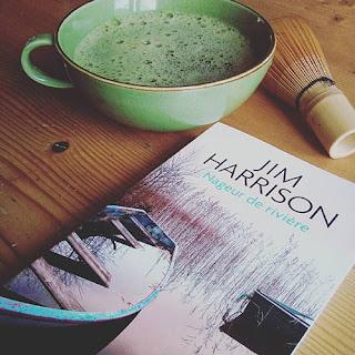 """""""Nageur de rivières"""" de Jim Harrison"""