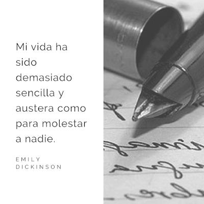 Citas de Emily Dickenson