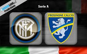 مشاهدة مباراة انتر ميلان وفروسينوني بث مباشر بتاريخ 24-11-2018 الدوري الايطالي