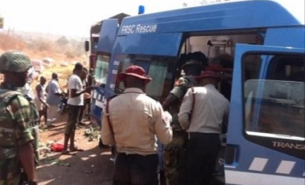 Death Of Ekiti Doctors: FRSC Says Over Speeding Caused Accident