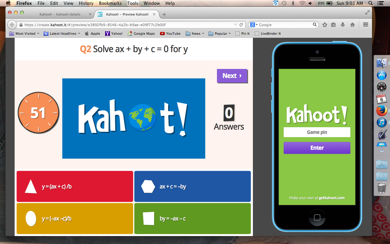 Funny Kahoot Names: A Sea Of Math: Kahoot! Is A Hoot