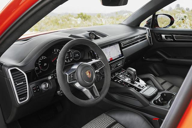 Novo Porsche Cayenne Coupe 2020