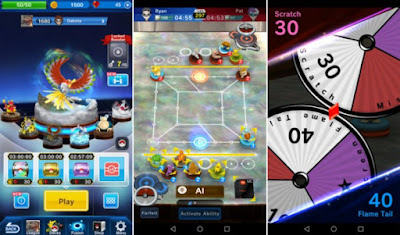 Pokémon Duel v 3.0.0 Mod Apk (Win all the tackles & More)