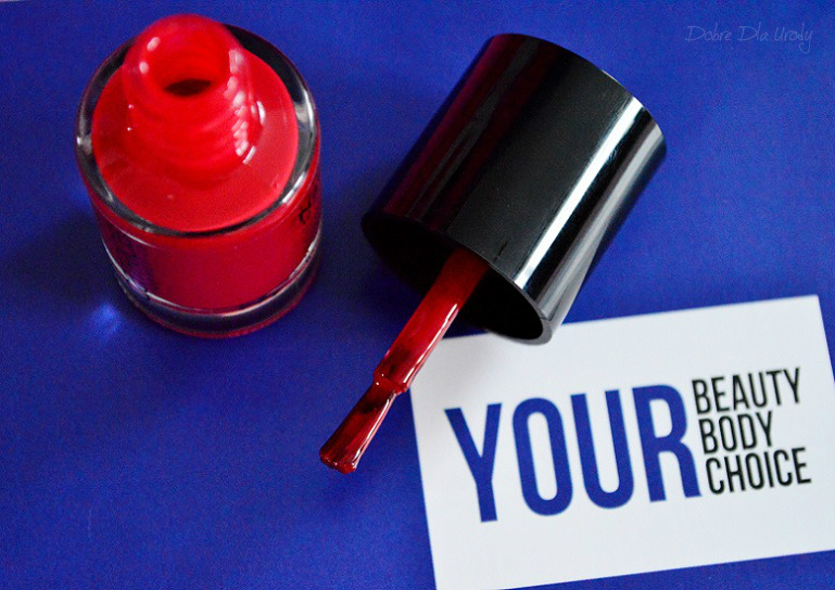 ShinyBox Your Beauty, Your Body, Your Choice! Catrice Lakier do paznokci 18 Bloody Mary To Go